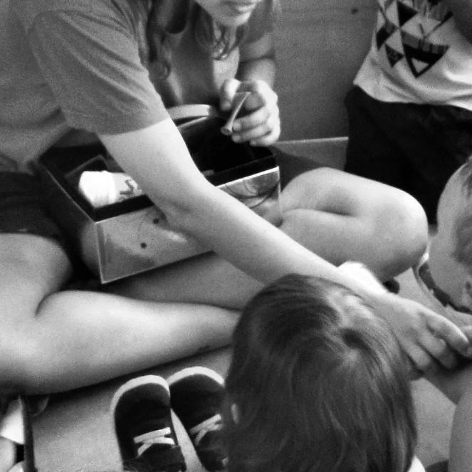 Petita infància - Serveis de Suport Educatiu a les Escoles Bressol