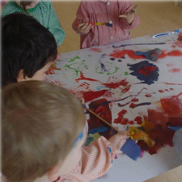 Educació en el lleure - Suport al segon cicle d'educació infantil